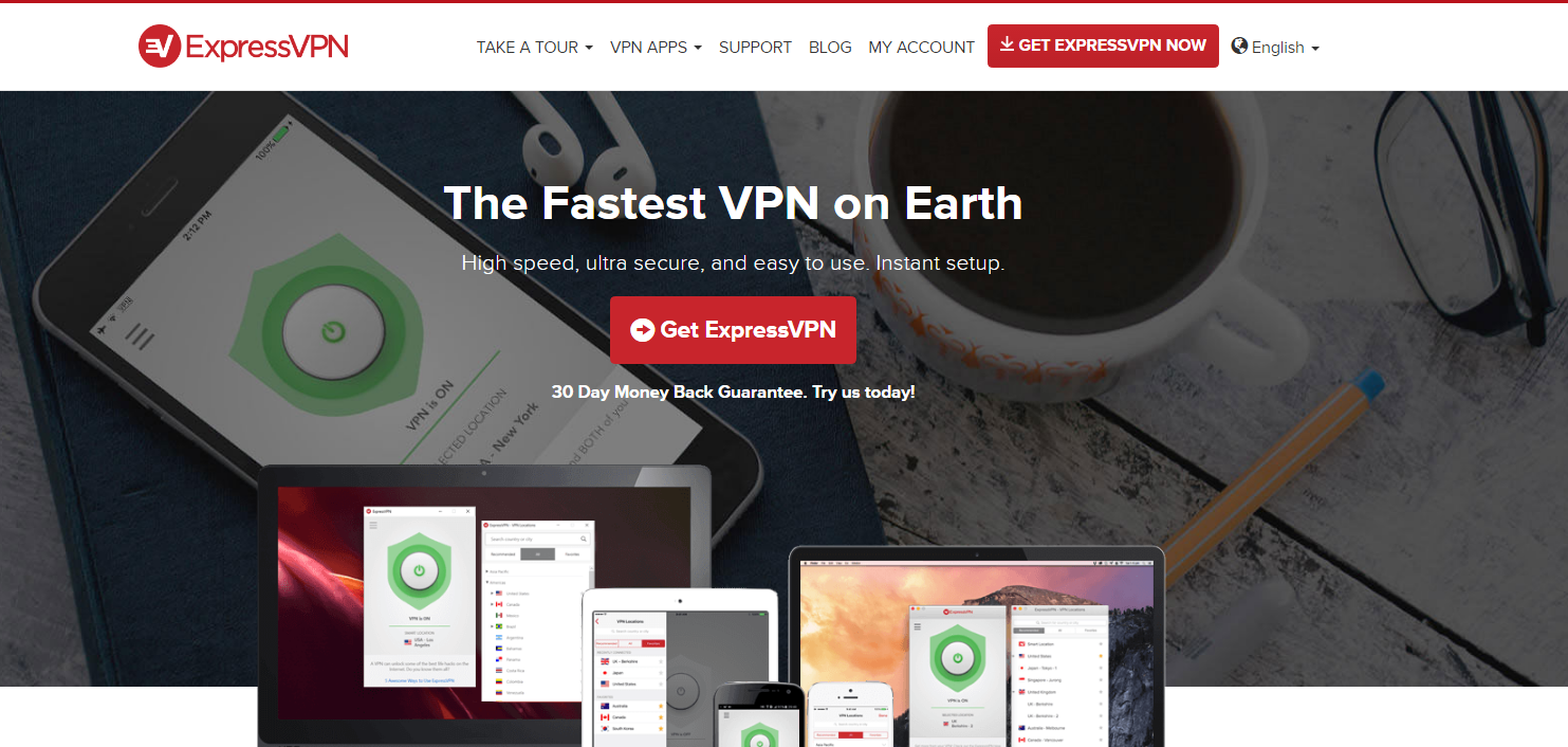 ExpressVPN for Video Streaming